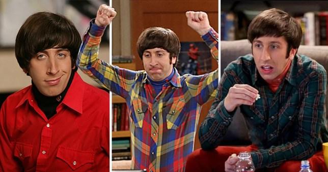 Howard in The Big Bang Theory