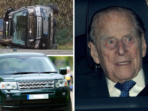 Prince Philip, 97, has voluntarily given up driving licence after crash
