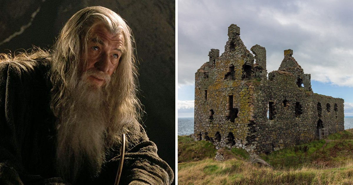 Lord Of The Rings bosses pose as tourists to scout Scottish filming locations