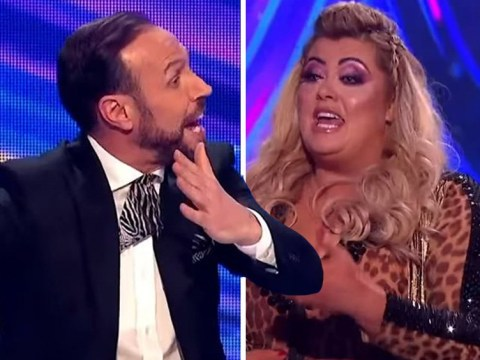 Dancing On Ice fans spot Jason Gardiner's last shady comment to Gemma Collins as she exits show