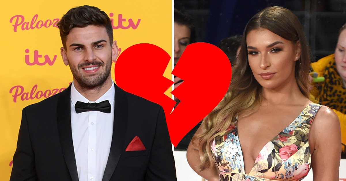 Love Island's Zara McDermott not speaking to ex Adam Collard: 'No need for a friendship'