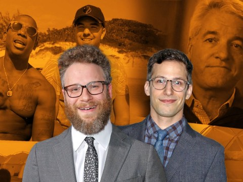 Seth Rogen and The Lonely Island are actually making a Fyre Festival spoof movie