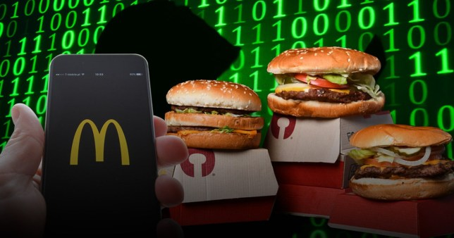 Hamburglar Hackers Have Figured Out A Way Of Getting Free Food From Mcdonalds
