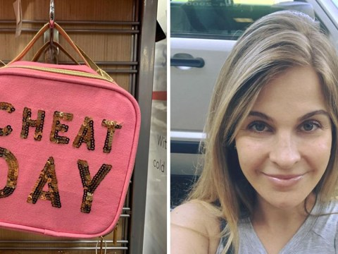 Mum says 'cheat day' lunchbox is marketing diet culture to young girls