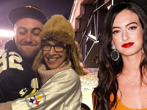 Pete Davidson's ex Cazzie David and Mac Miller's mum 'leaned on each other' in what may be most bizarre friendship of 2019