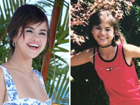 Chrissy Teigen as a kid is the spitting image of Selena Gomez – and fans are losing their minds