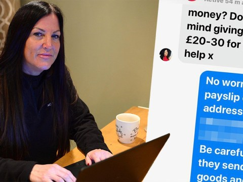 Woman warns of Facebook hackers after they con hundreds of pounds from her friends