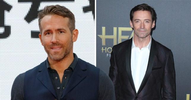 Ryan Reynolds continues to troll Hugh Jackman
