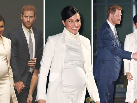Meghan spotted at gala in first appearance since dad revealed 'devastating' letter