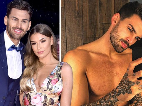 Love Island's Adam Collard breaks silence on Zara McDermott split by going shirtless on Instagram