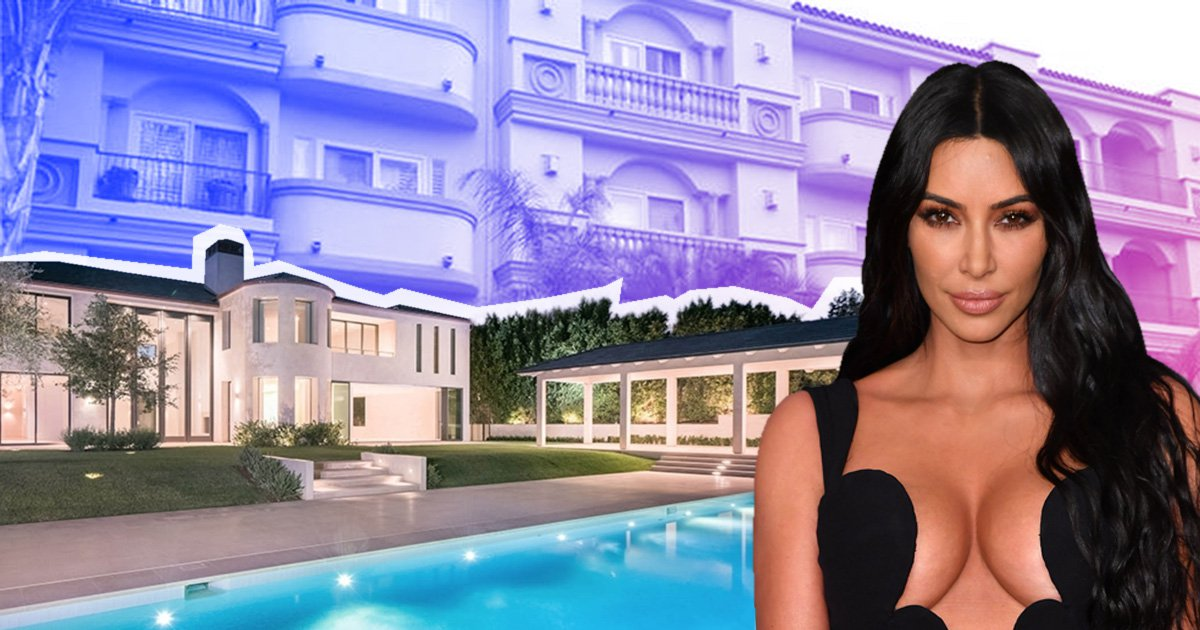 Living with Kim Kardashian: One-bedroom condos to $20 million Hidden Hills mansions