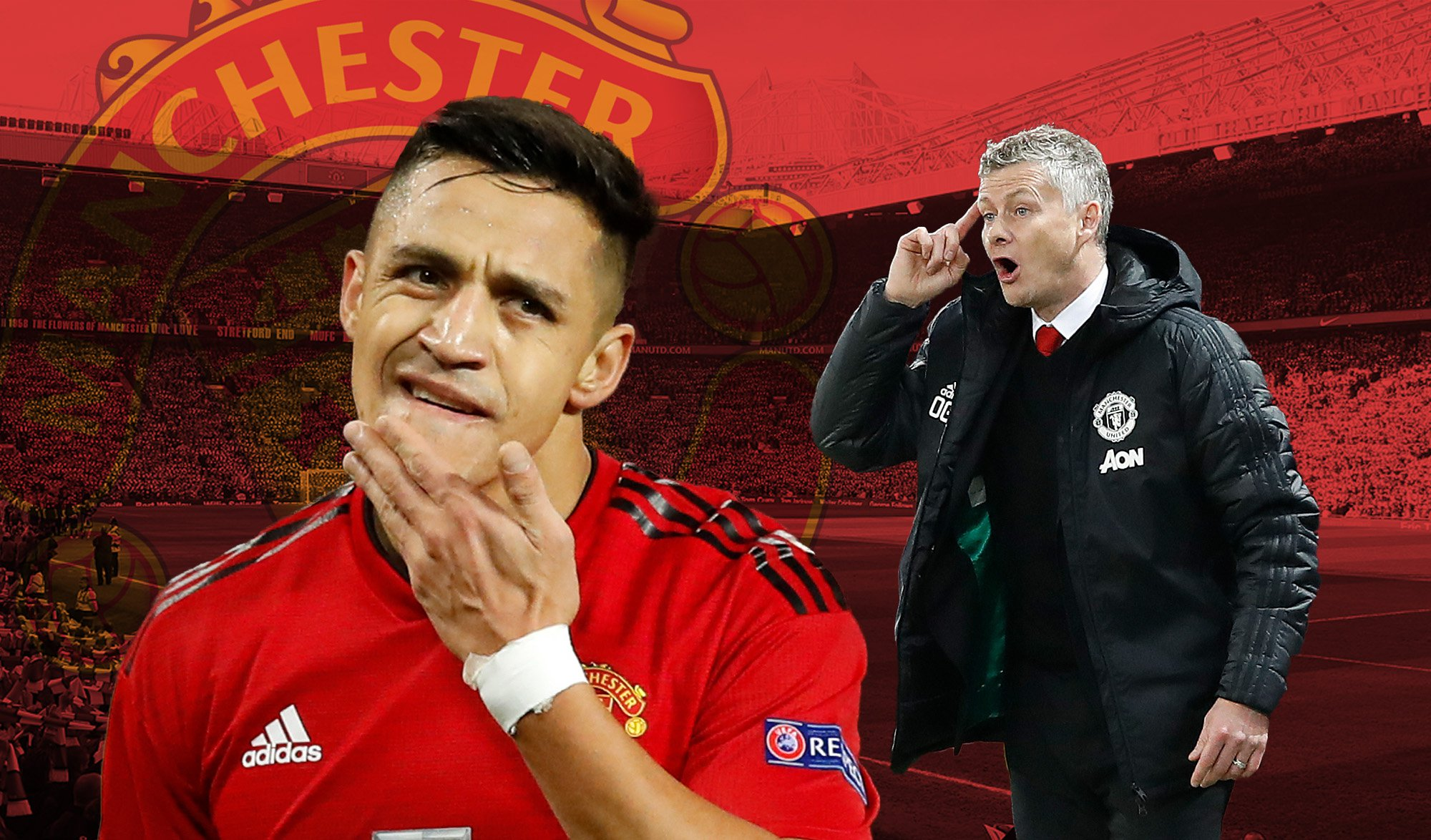 Three ways Ole Gunnar Solskjaer can kickstart Alexis Sanchez's faltering career at Manchester United