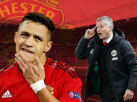Three ways Ole Gunnar Solskjaer can kickstart Alexis Sanchez's faltering career at Manchester United