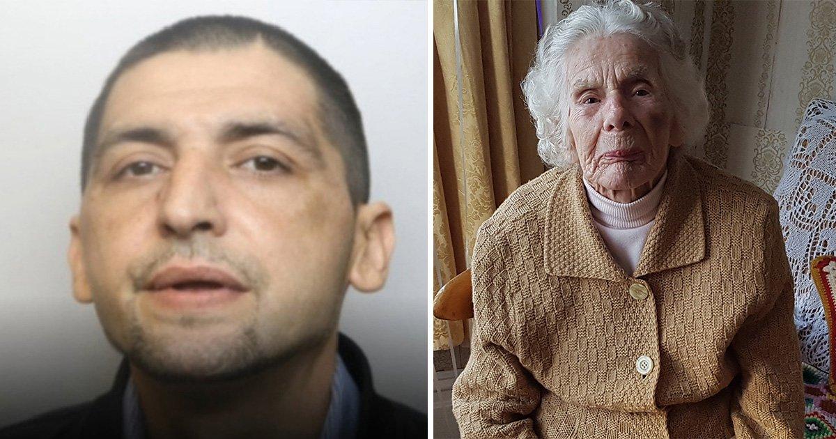 Mugger killed Holocaust survivor, 100, to buy £20 of heroin