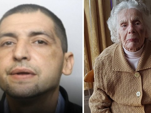 Mugger killed Holocaust survivor, 100, to buy £20 of heroin