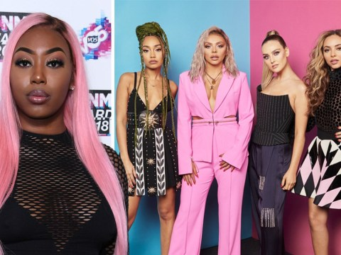 Ms Banks teases 'a little twist' for Little Mix's Brits performance as she steps in for Nicki Minaj