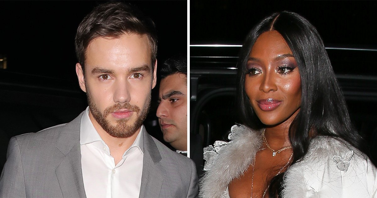 Naomi Campbell 'ends romance with Liam Payne' after four months: 'No hard feelings'