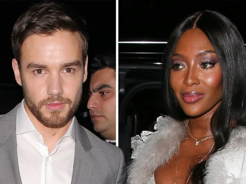 Liam Payne 'sent flirty texts' to young model as he romanced Naomi Campbell