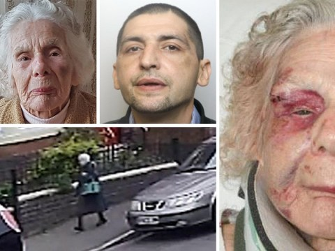 Mugger jailed for killing Holocaust survivor, 100, for £20 of heroin