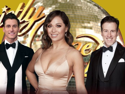 Strictly Come Dancing's Katya Jones and Anton du Beke 'fear being axed' ahead of new series