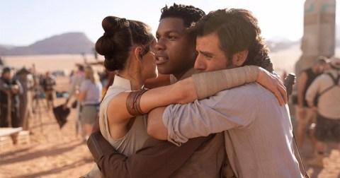 Stars Wars 9 wraps with emotional John Boyega, Daisy Ridley and