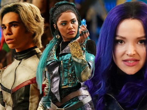 First look at Disney's Descendants 3 as Mal and the gang battle to save Auradon