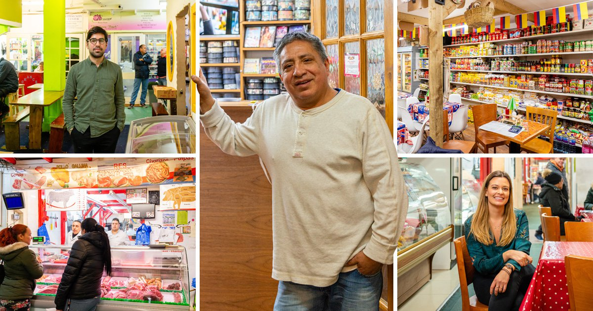 Race against clock to save UK's last Latin American market