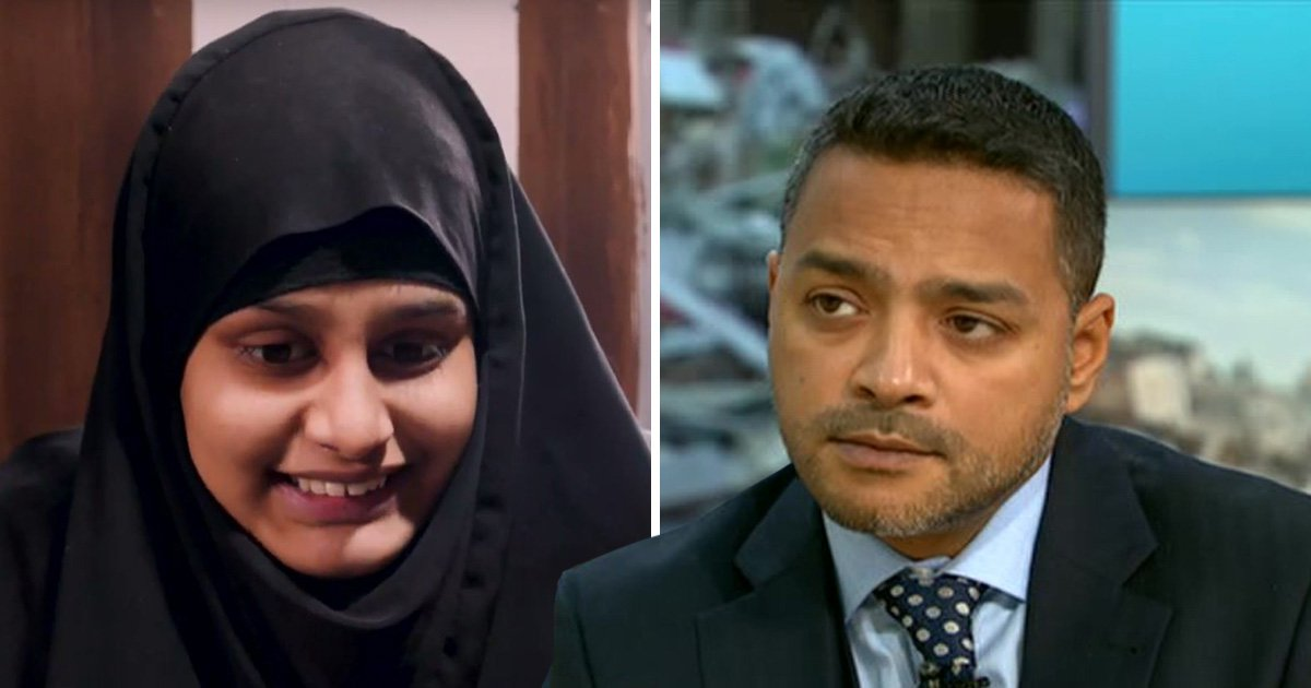 Isis bride's lawyer defends decision for her to get legal aid money