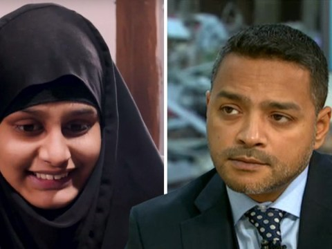 Shamima Begum's lawyer stopped 'two rows away' from reaching her tent