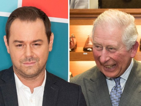 Danny Dyer wants to 'put the lips on cousin Prince Charles' if they finally meet