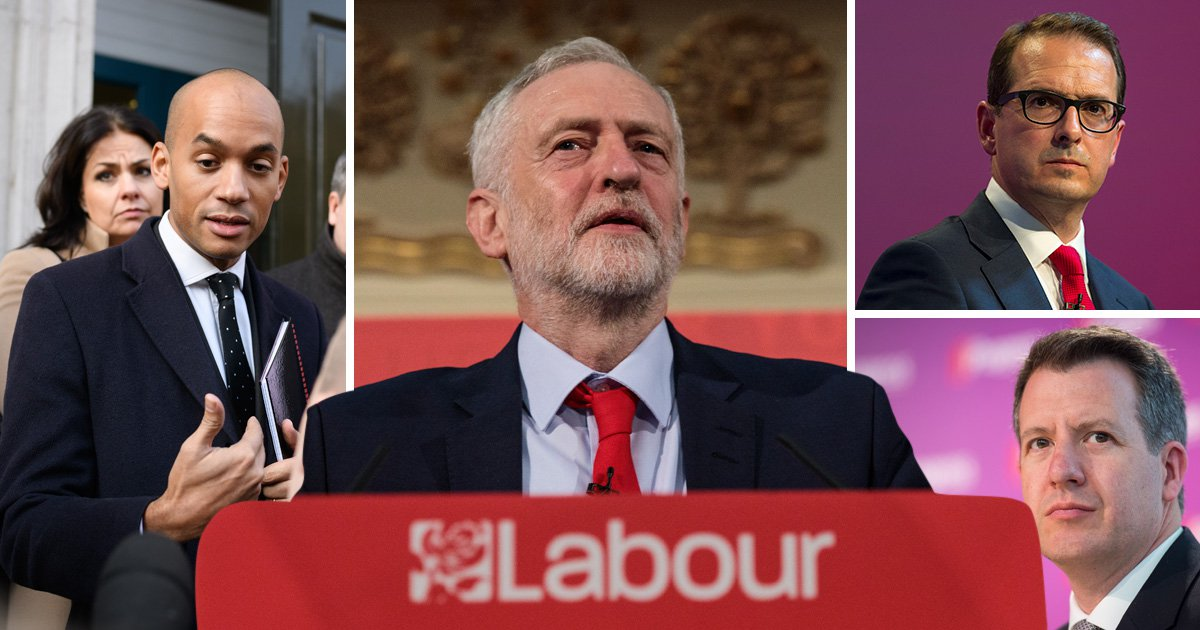 Labour on brink of split with MPs expected to quit over Jeremy Corbyn's leadership
