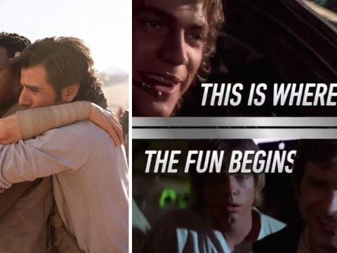 Star Wars fans freaking out after cryptic Episode IX tease as filming wraps