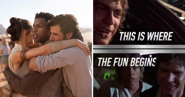 Star Wars fans are freaking out after this mysterious Twitter tease