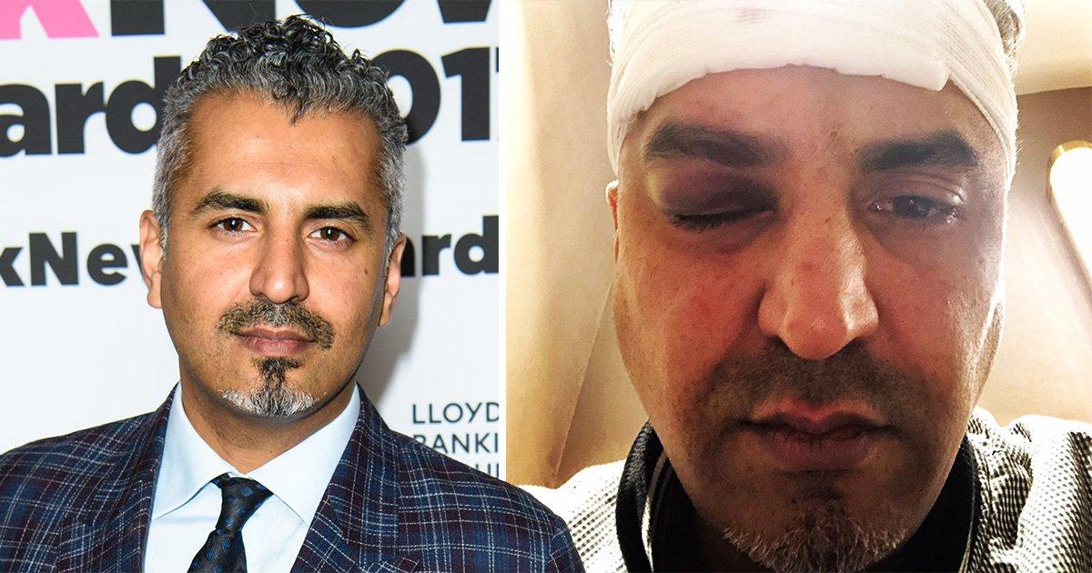 Anti-extremist radio presenter 'racially attacked' outside London theatre