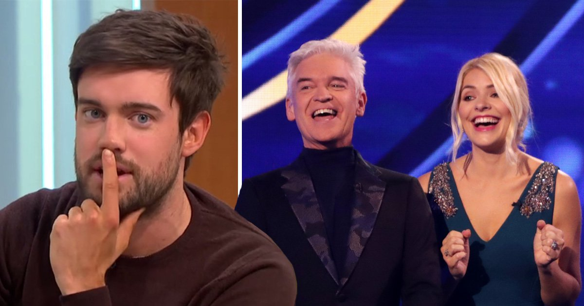 Jack Whitehall says Holly Willoughby and Phillip Schofield were the 'most drunk' at last year's Brit Awards