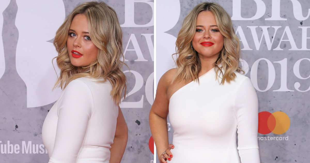 Emily Atack tells body-shaming trolls she'll be more offended by comments on personality