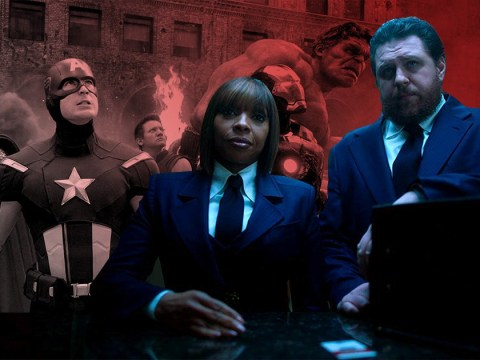 The Umbrella Academy's Mary J Blige and Cameron Britton want to join Marvel's MCU