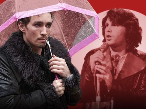 Umbrella Academy's Robert Sheehan wants Klaus's powers to solve Jim Morrison conspiracy theory
