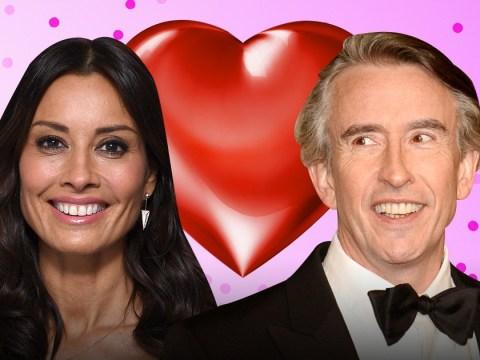 Melanie Sykes 'secretly dating' Alan Partridge star Steve Coogan: 'She seems pretty smitten'