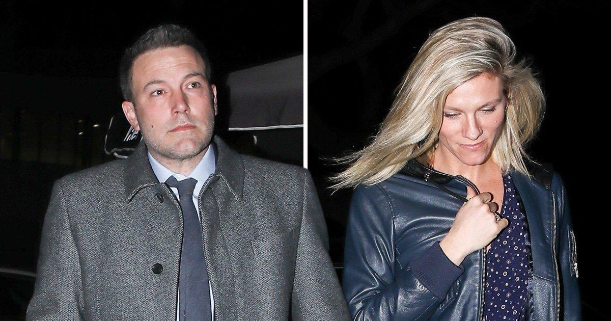 Ben Affleck reunites with ex-girlfriend Lindsay Shookus for dinner six months after split