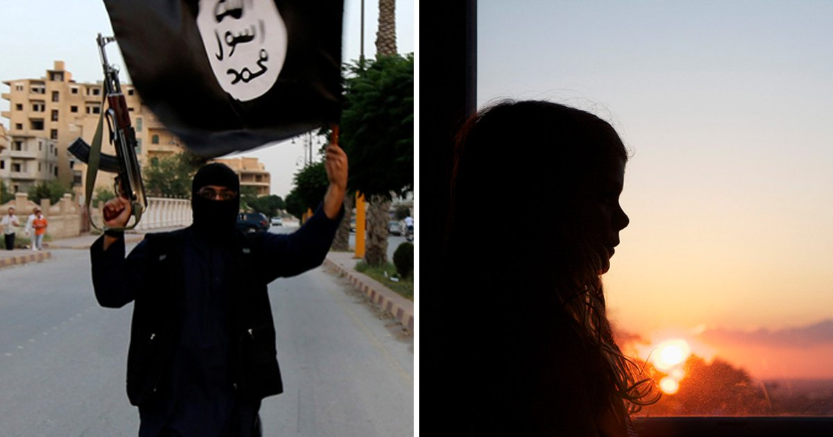 Girl, 10, captured by Isis is 'pregnant after being raped by 100 men'