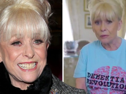 Barbara Windsor desperate for an Alzheimer's cure despite knowing it's 'too late' for her
