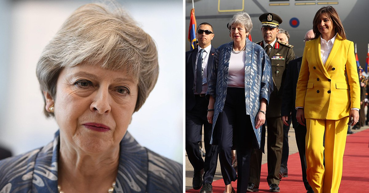 Theresa May delays meaningful vote on Brexit until March 12