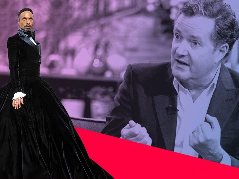 Piers Morgan blasts Billy Porter's incredible Oscars tuxedo gown as 'ridiculous'