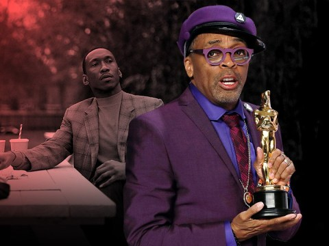 'He attempted to storm out': Spike Lee 'visibly angry' as Green Book is named Best Picture