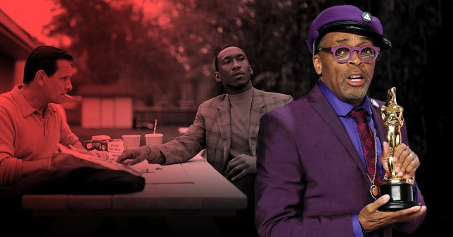 Spike Lee angry over Green Book