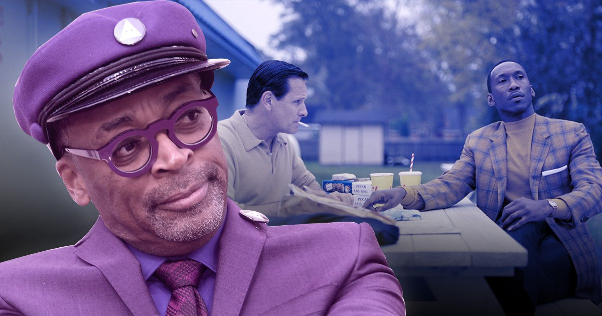 Spike Lee was right to 'storm out' when Green Book won best picture at Oscars amid 'white saviour' criticism – here is why