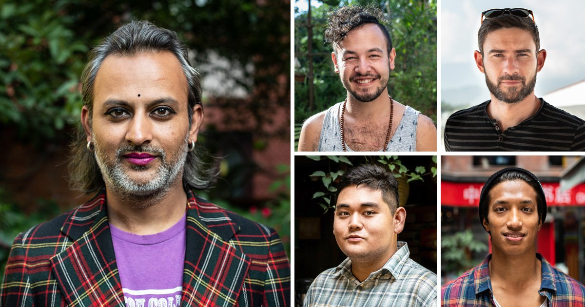 Photographer Asks Men Around The World How To Be A Man Metro News