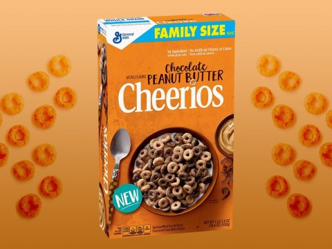 If you like having chocolate for breakfast, B&M is offering peanut butter flavoured cheerios