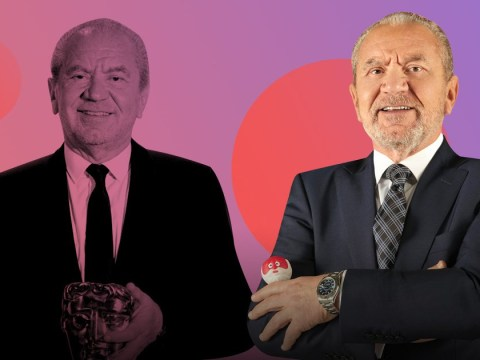 Alan Sugar furious over The Apprentice Bafta snub: 'Give me one of those awards'